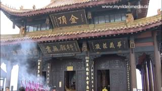 Emei Shan, Sichuan, Part1 - China Travel Channel