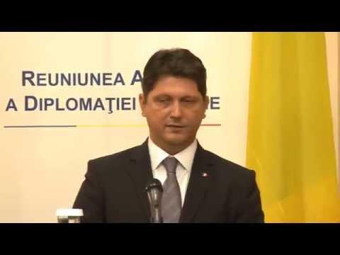 Declaraţii de presă ale miniştrilor de externe român, moldovean și georgian