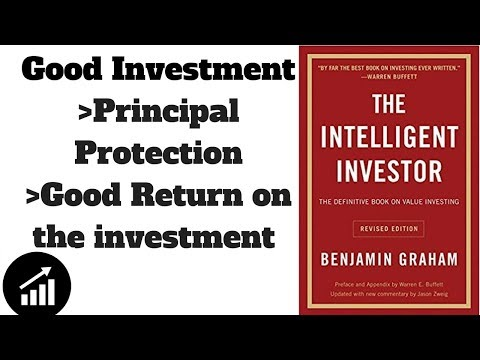 #57 -  Intelligent Investor: The Definitive Book on Value Investing - A Book of Practical Counsel