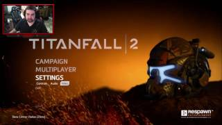 Angry Joe plays Titanfall 2 part 1