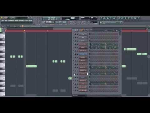 Yves Vs Dimitri Vangelis & Wyman - Daylight (Fl Studio Remake)