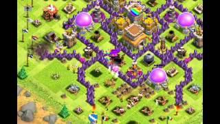 Clash of Clans [100 Subscriber Bonus] Pingfao's Gameplay Vid 1 - The Safari Zone