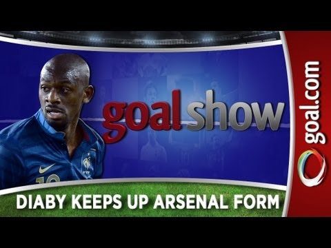 The Goal Show - Diaby, Falcao, Ronaldo all in form in World Cup qualifying