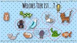 Deutsch lernen | Pets - Haustiere (A1) Lesson 1