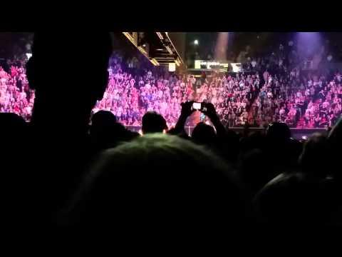 U2 - Angel of Harlem - ieTour The Forum, Los Angeles 5/31/2015