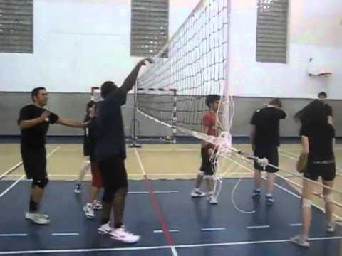 Club Montreal Sport & Social - Volleyball en salle / Court Volleyball