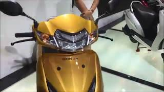 Honda Activa 5G Scooter Launched in India Price Starts from RS 52,460