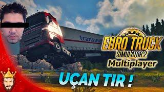 Havada Takla Attım | Euro Truck Simulator 2 Türkçe Multiplayer