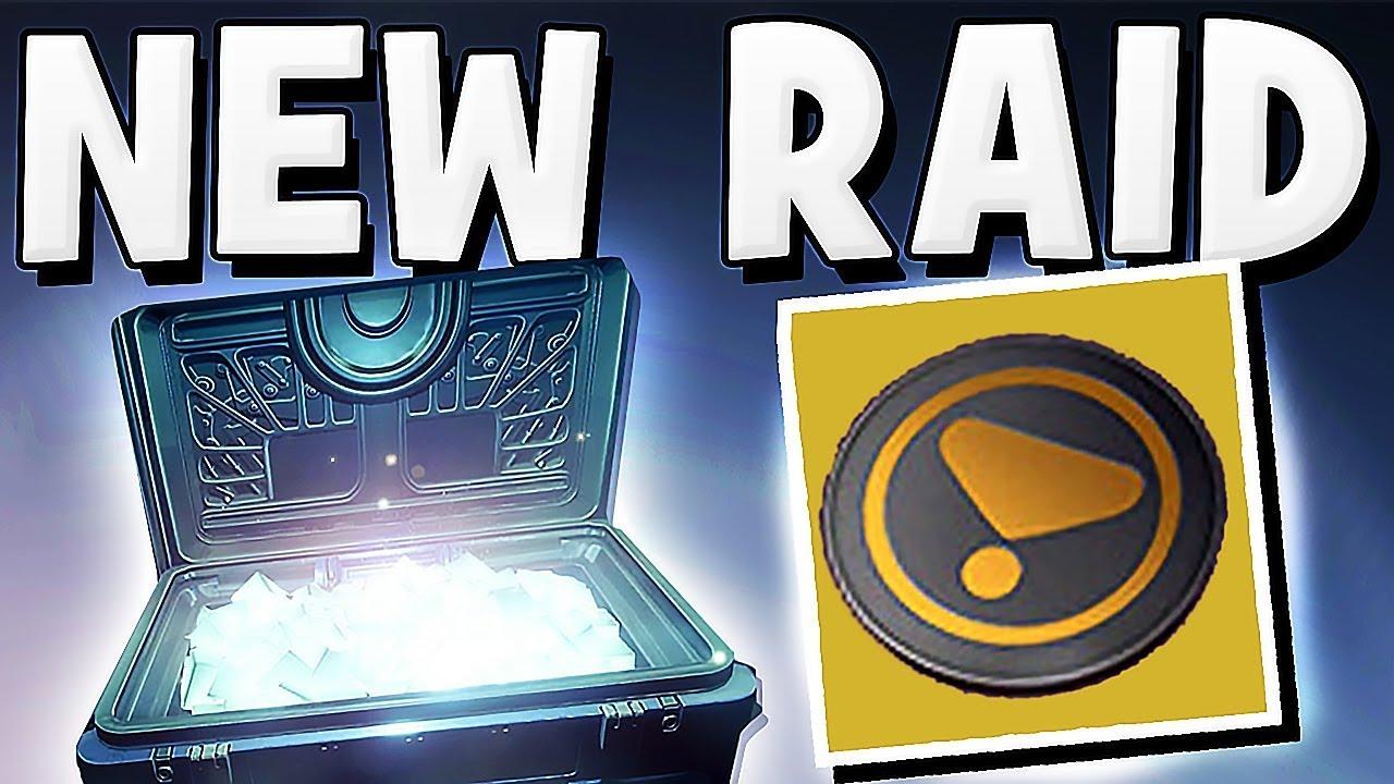 Destiny 2 - WARMIND NEW RAID GAMEPLAY & EXOTIC SWORD !!