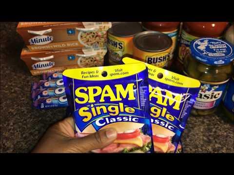 Weekly Grocery Haul  ||  Pantry-Fridge-Freezer  ||  Fill In Haul  ||  Major Savings