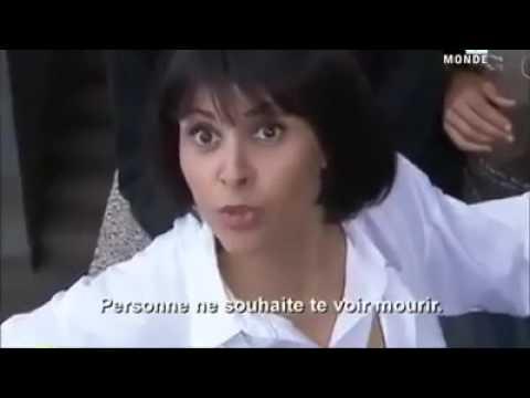 اللقطة التي أبكت المغاربة في فيلم قسم 8 مؤثر جدا