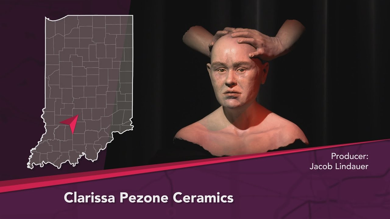 Journey Indiana - Clarissa Pezone Ceramics