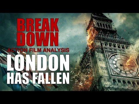 London Has Fallen - Break Down: Action Film Analysis