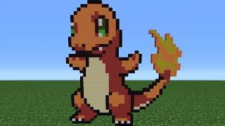 Minecraft Tutorial: How To Make Charmander