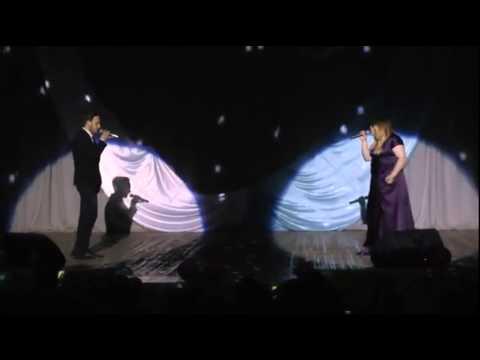 Тишковская Е и Мачавариани А -  Never forget (Gréta Salóme & Jónsi cover)