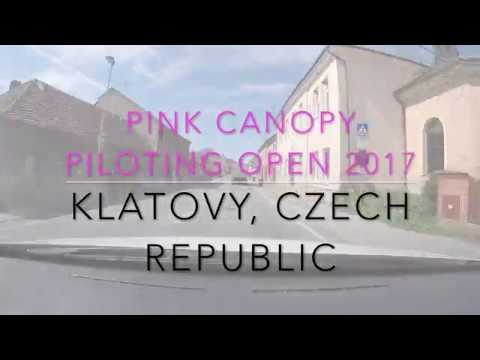 pink canopy piloting open 2017 - youtube