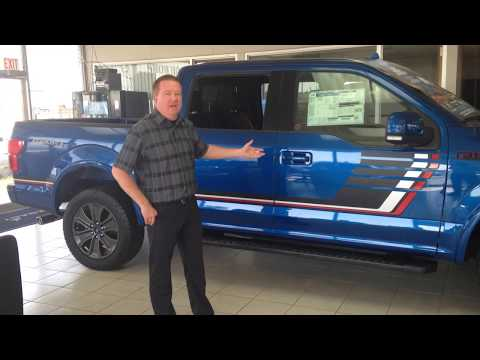 2018 Ford F-150 *Lariat Special Edition with Sport Package*