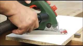 Tutorial: Mini-Handkreissäge PKS 16 Multi von Bosch