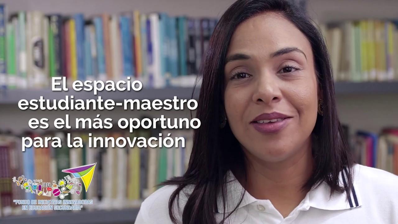 Convocatoria abierta, Fondo de Innovación 2019 - INICIA Educación