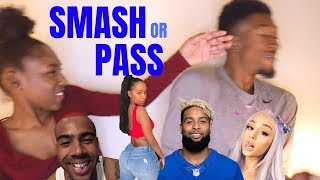 SMASH OR PASS!!! *celebrity edition*