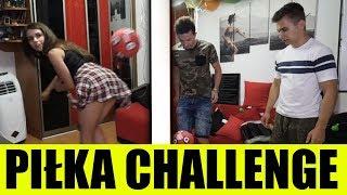 Kinga i FRIZ - piłka  CHALLENGE NA ŻYWO!!!