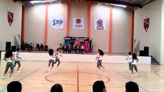 5to Intercolegial De Baile 2013 Cobat 01