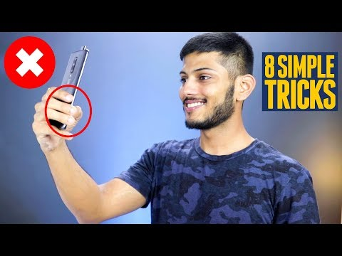8 SELFIE Tricks That Every Smartphone User Should Know !