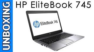 HP Elitebook 745 G2 - AMD A8 PRO 7150B - Ram 4Gb -  Hdd 320Gb - Win 10