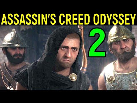 #2 НЕРАВНАЯ БИТВА - Assassin's Creed Odyssey / Кредо убийцы одиссея - прохождение