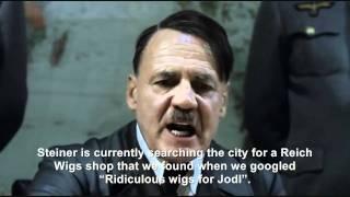 Hitler Plans To Buy Jodl A Wig