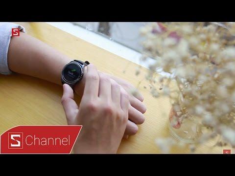 Schannel - Trên Tay Nhanh Gear S2 Classic: Smartwatch đẹp Nhất Của Samsung