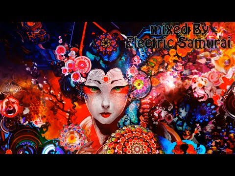 Psychedelic Trance mix September 2018