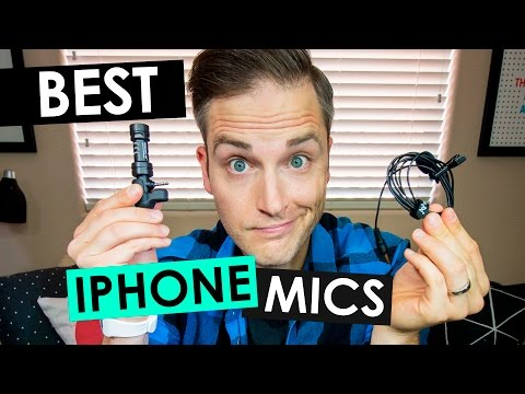 iPhone Microphone Review — 3 Best Microphones for iPhone