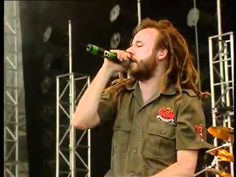In Flames – Take This Life : Live @ Dubai Desert Rock Festival 2007
