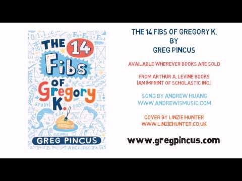 14 Fibs of Gregory K. by Greg Pincus - Book Trailer
