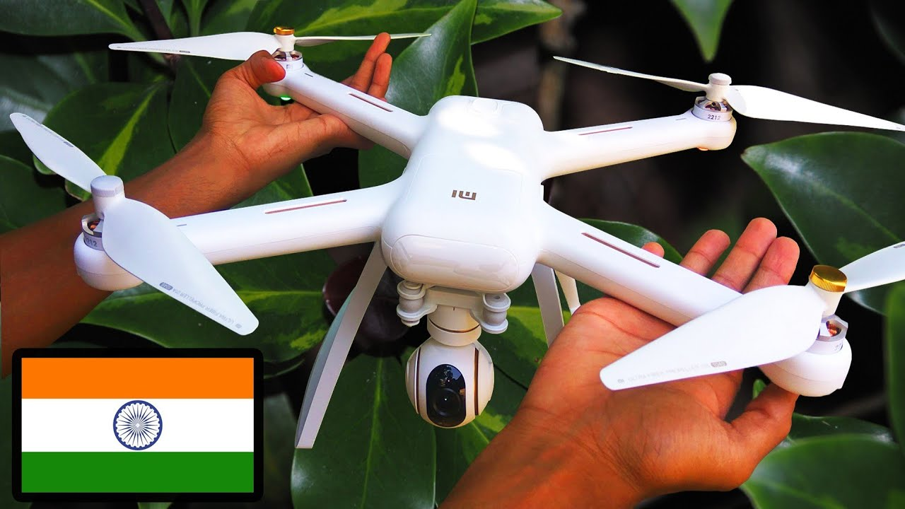 Best selling budget DRONE in INDIA [MI DRONE][For Professional photography]