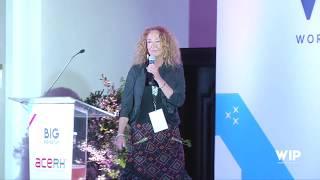 Conferencia WIP: Silvia Escribano