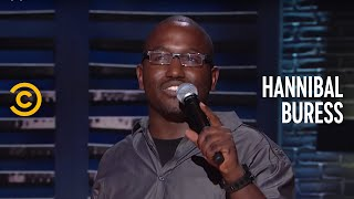 Hannibal Buress - Facebook Messaging (Comedy Central Stand-Up)