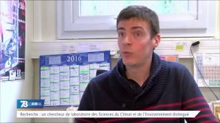 Recherche : un chercheur du laboratoire des Sciences du Climat et de l'Environnement distingué