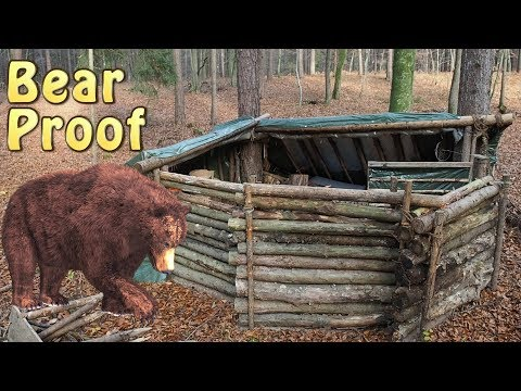 How To Protect Your CAMP From Bears!