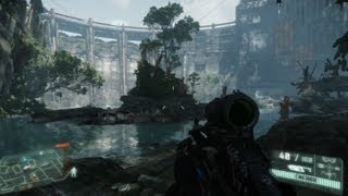 Crysis 3 (Test Vidéo Preview sur PS3) - Le Barrage - WarmUp