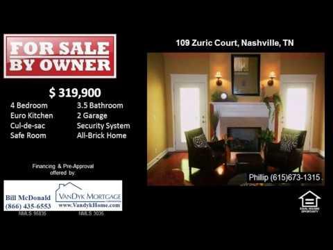 4 Bedroom Home For Sale Near Westmeade Elementary School in Nashville, TN