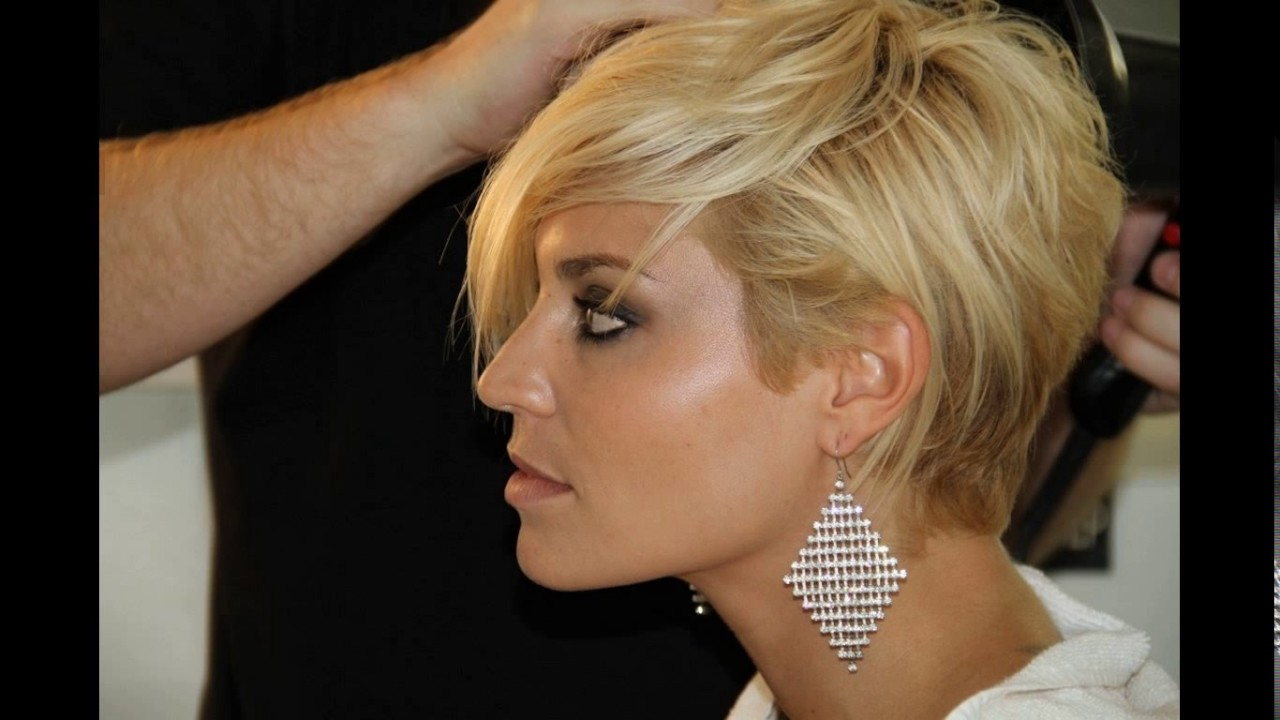 short pixie bob haircuts