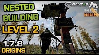 Nested Building Level 2 Origins Mod 1.7.8