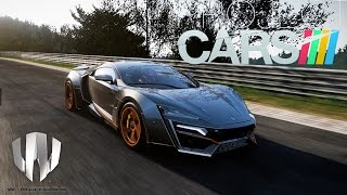 Project Cars - Lykan HyperSport (PC Max Settings 60fps)