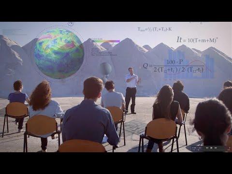 Vídeo institucional de la Universitat de les Illes Balears
