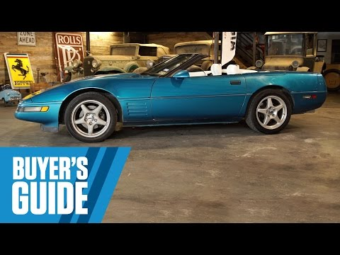 Chevrolet Corvette C4 | Buyer's Guide