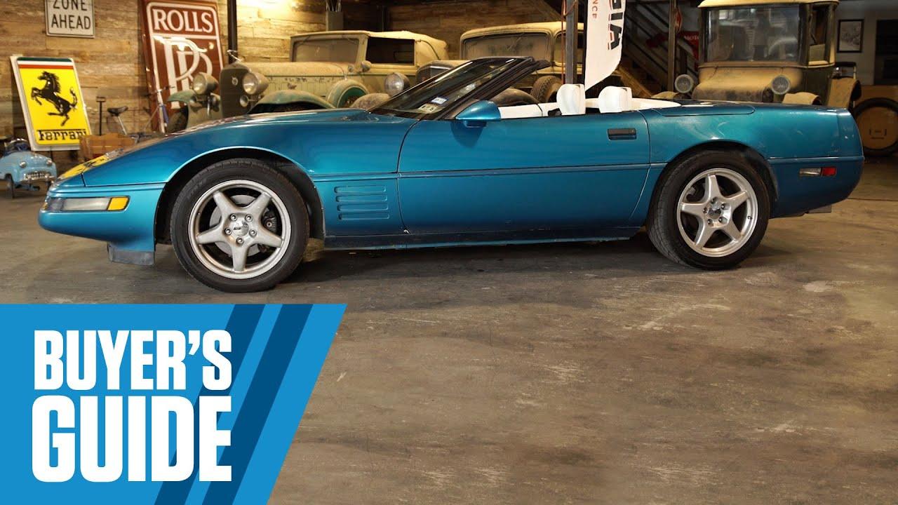 Chevrolet Corvette C4 | Buyer's Guide