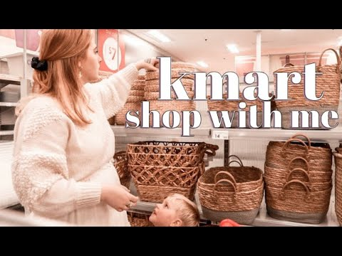 Kmart Shop With Me | Lets Not Spend All My Money