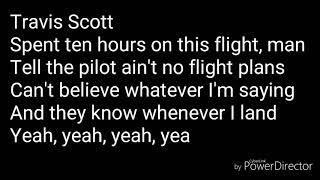 Travis Scott - NO BYSTANDERS ASTROWORLD  [Official Lyrics] ft. Sheck Wes & Juice Wrld